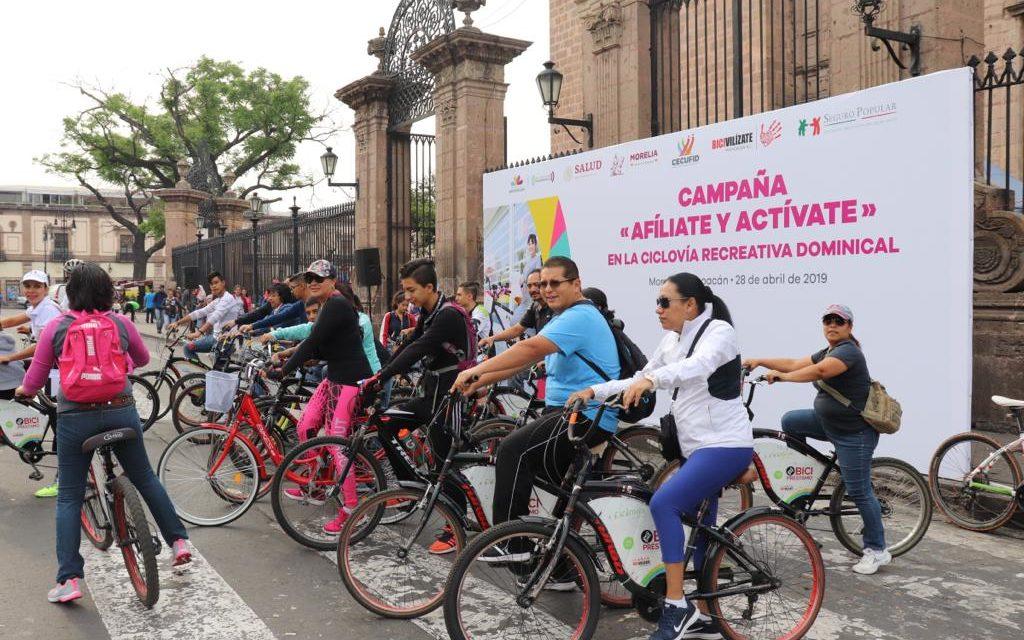 Inicia Campaña Afíliate Y Actívate Busca Incorporar A Más